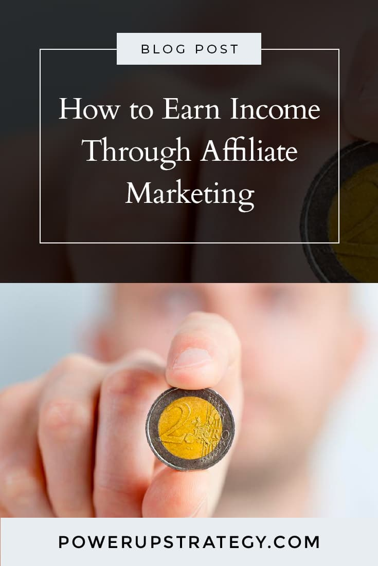 Turn Your Blog Into a Moneymaker Through Affiliate Marketing