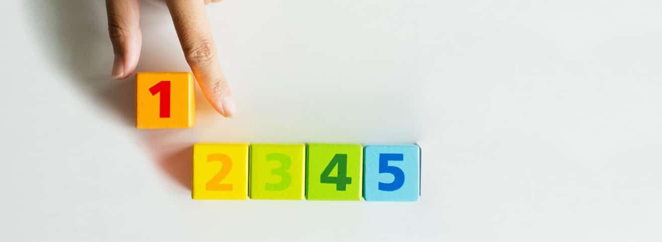 number building blocks